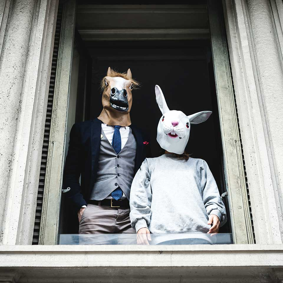Forgotten Rabbit - stylish curiosity gifts, trinkets and homeware products