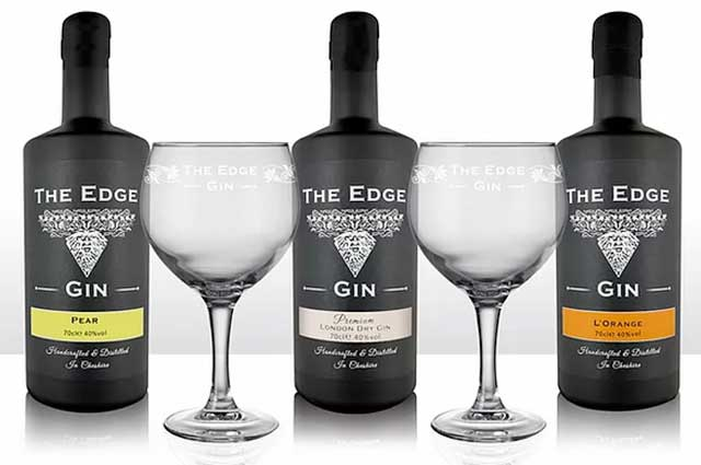 Mothers Day Gift - The Edge Gin